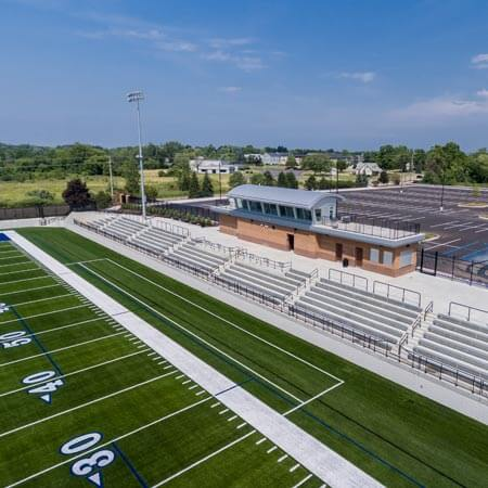 Commercial - Catholic Athletic Trails - Cover