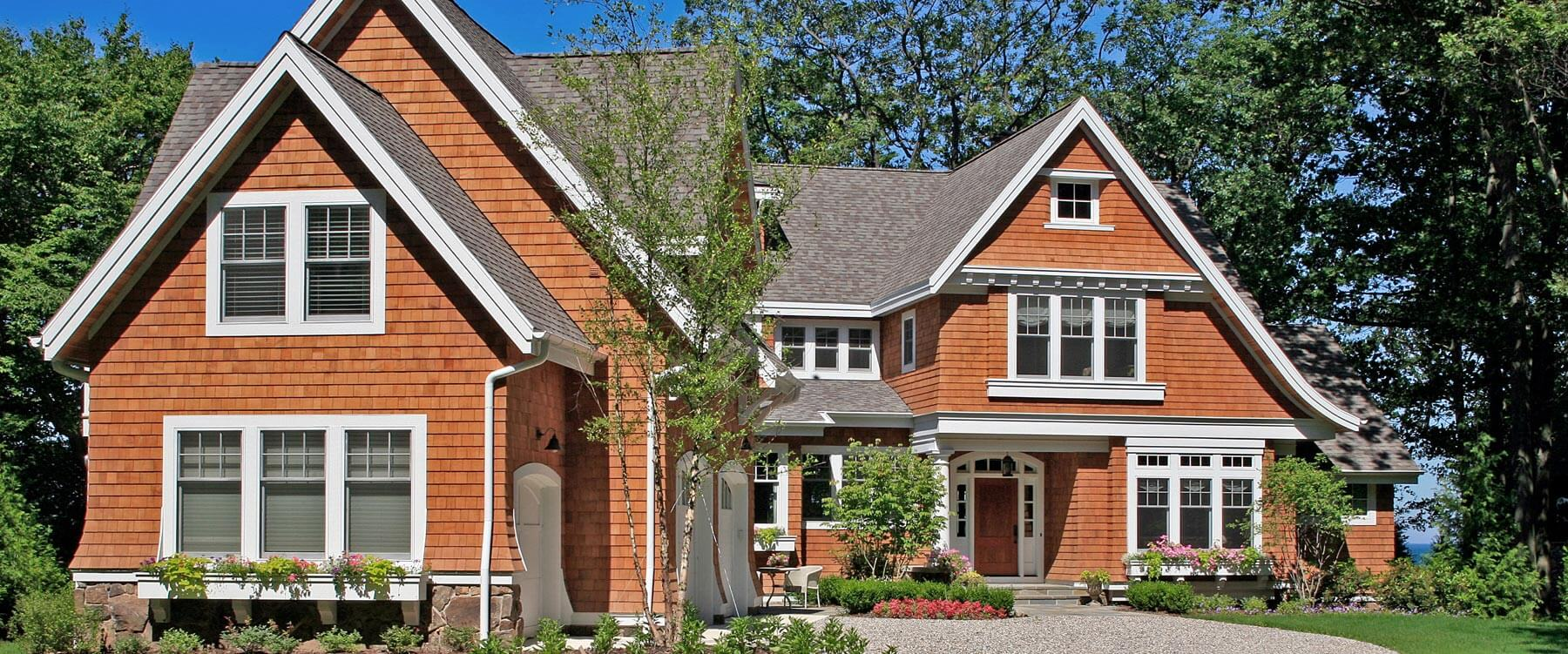 Exterior - Shingle Style Cottage