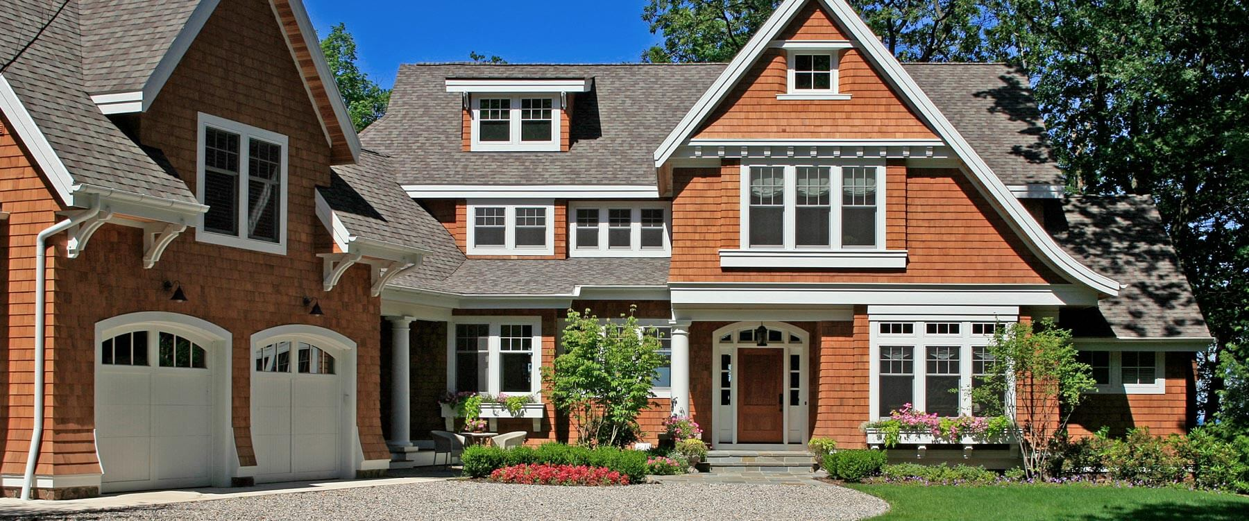 Shingle style cottage amdg architects for Shingle style cottage
