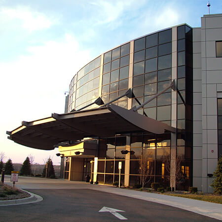 Medical Office Building Ambulatory Surgery Center Main Entry Approach cover photo