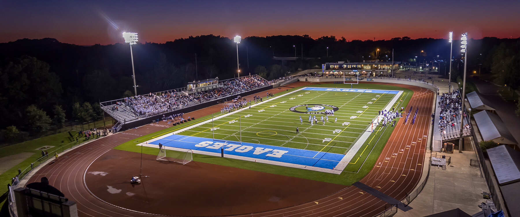 Grand Rapids Christian High School Stadium