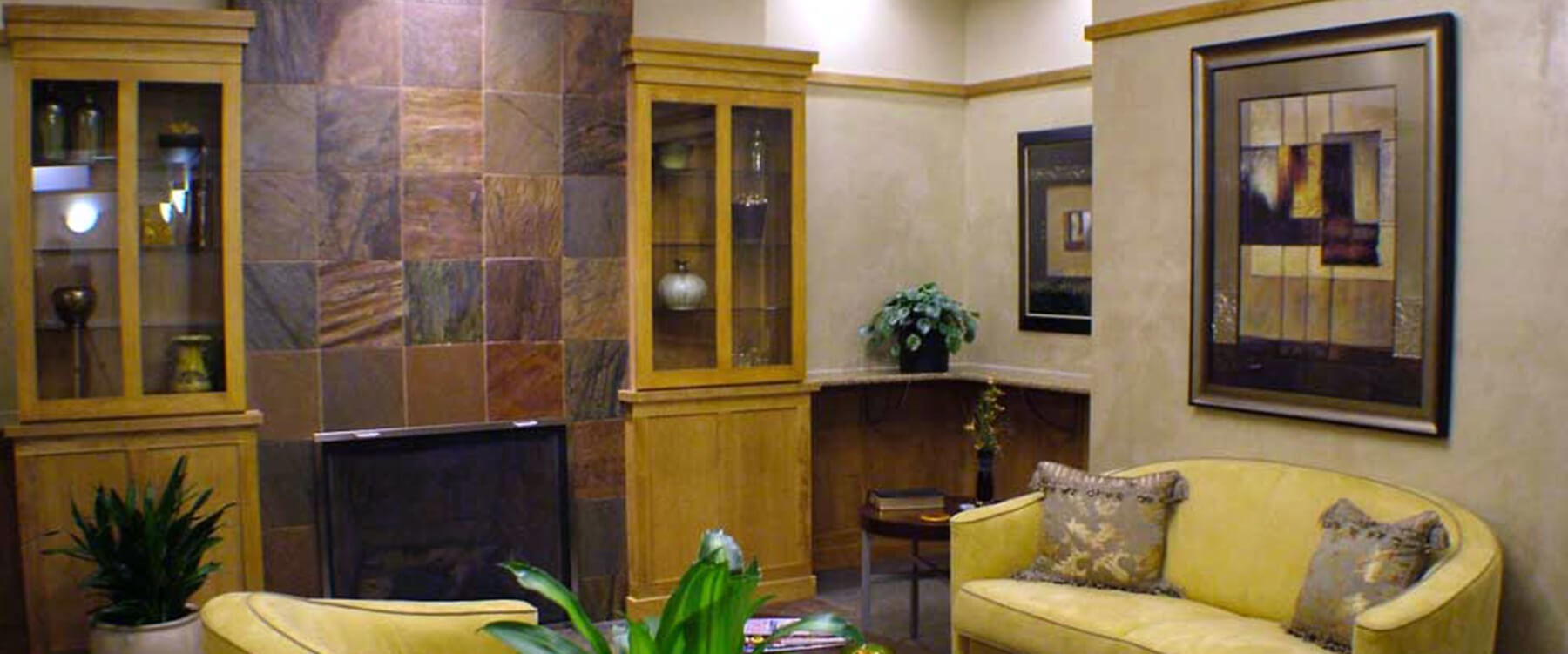 Medical office Building at 4069 Lake Drive Concierge suite