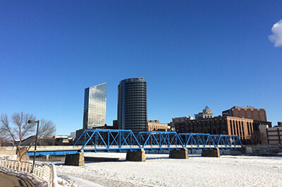 Grand rapids winter