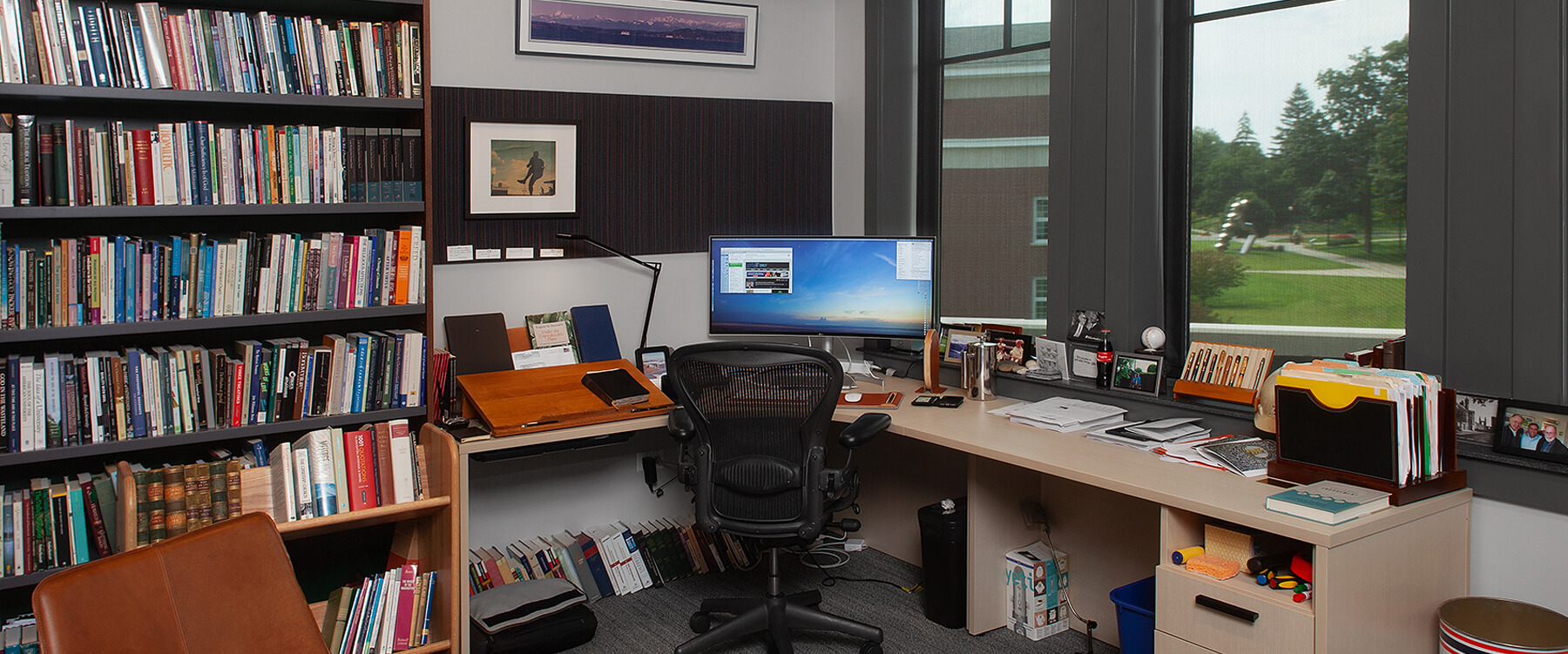 Hope College Ministries Center office